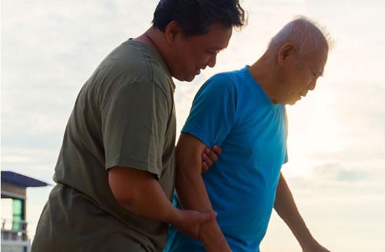Alzheimer's . Dementia Eligibility